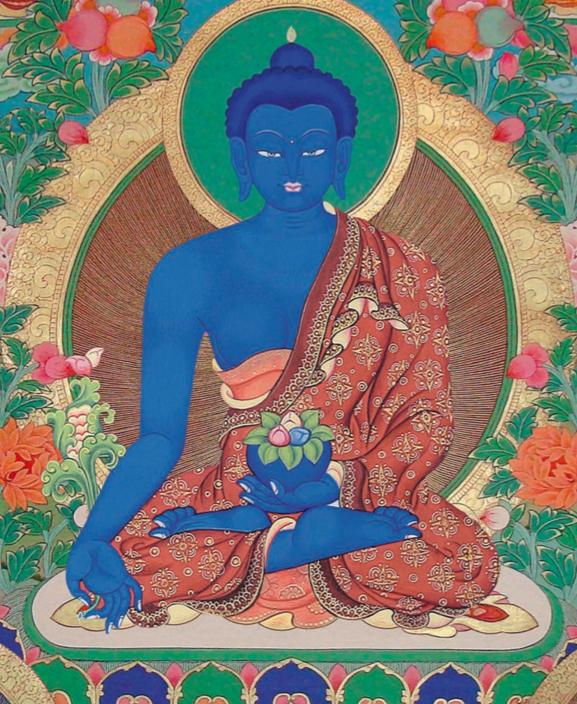 Medicine Budha wystawa smaller